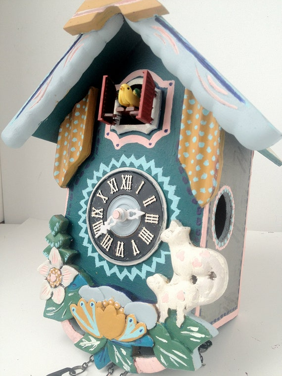 The Greatest little CUCKOO CLOCK in the Whole Wide World.