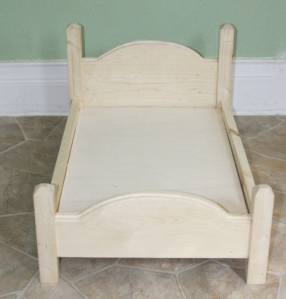 Photo Prop Newborn Bed - Doll Bed - DIY ready - Unfinished