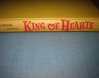 "Hardbound Script--""King Of Hearts""-- By Jean Kerr and Eleanor Brooke"