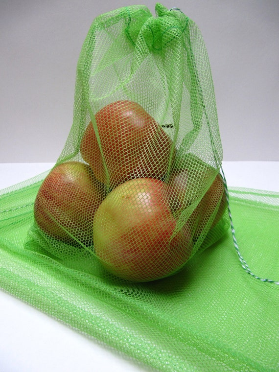 Reusable Produce Bags, Reusable Bag Set