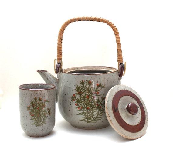 Rosemary Takahashi Tea Set