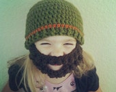 Bearded beanie (Child)