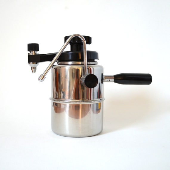 Atomic Coffee Maker How To Use : Via Veneto Atomic Coffee Machine Stovetop Espresso Machine