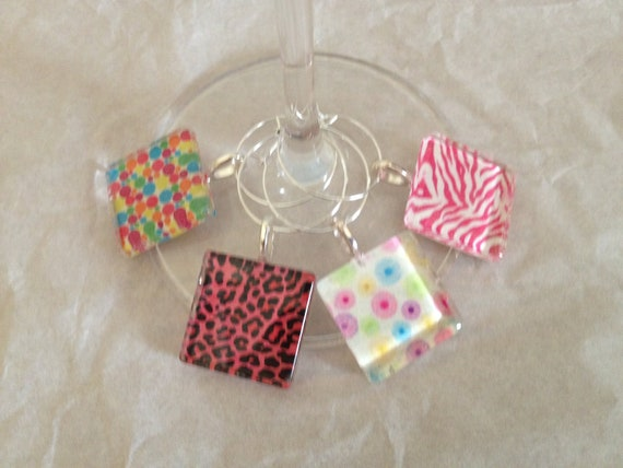 Fun and Girly Cocktail Charms (4)
