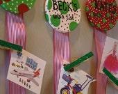 Personalized Children's Christmas Wish List