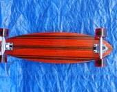 Exotic Hardwood Longboard 34 X 8 1/2