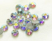 Crystal AB 2028 Swarovski Elements Rhinestones 12ss Hot fix  144 pieces