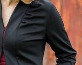 MAOR / Livraison gratuite pour aujourd'hui / Manteau de style Boléro // Ponte de Roma