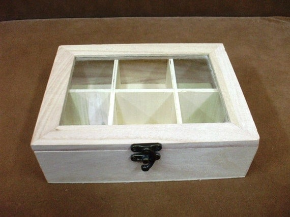 Large Plain Wood Box Wooden Chest Storage Craft Handles ...  |Large Unfinished Wooden Boxes