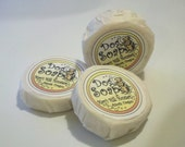 Gentle Dog Soap with Goat Milk, Olive Oil, and Cedar - Free U.S. Shipping