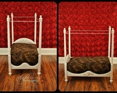 Victorian Style Canopy Bed PRICE DROP Was 175.00 now Only 100.00 LIMITED Time Offer!!!