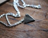 ONE DIRECTION Paper Plane Necklace