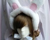 Cute super plush cozy Bunny Bonnet