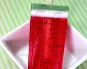 Watermelon Glycerin Soap-y Pop