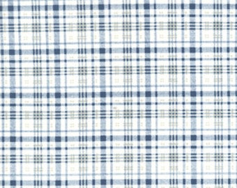 Michael Miller Fabric - The British Are Coming - Mad About Plaid - LAST 2.2 Yards