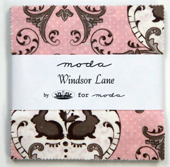 Windsor Lane by Bunny Hill Designs for Moda - One Charm Pack - 2840PP