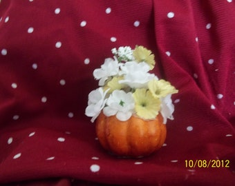 1:12 Scale Large Pumpkin Arrangement On Sale