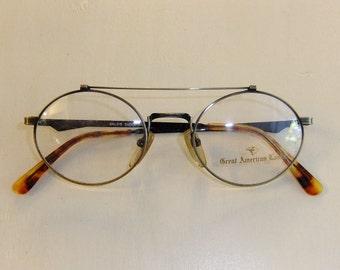 Vintage Round Eyeglass Frames