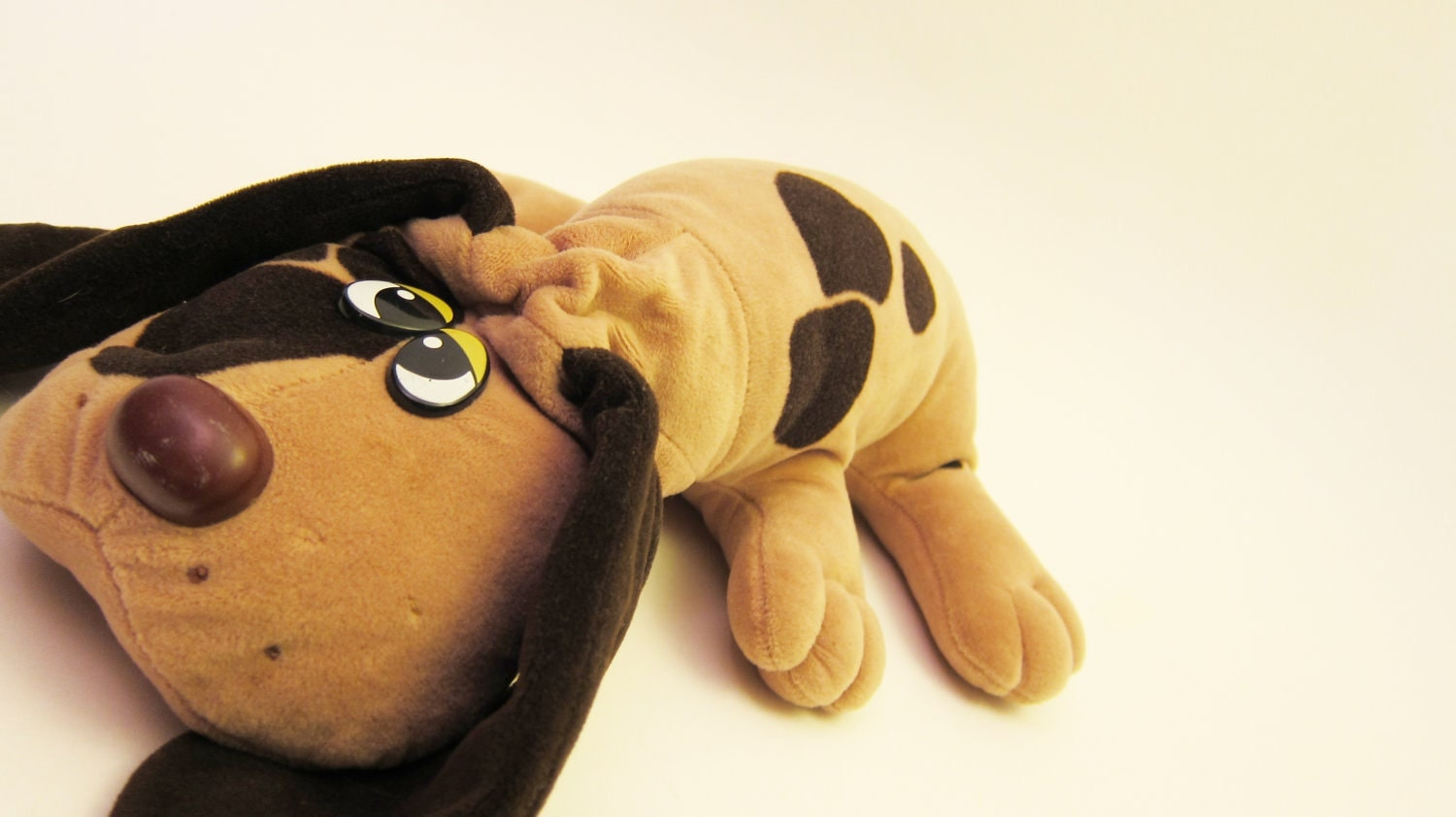 Pound Puppies Toys 1980s