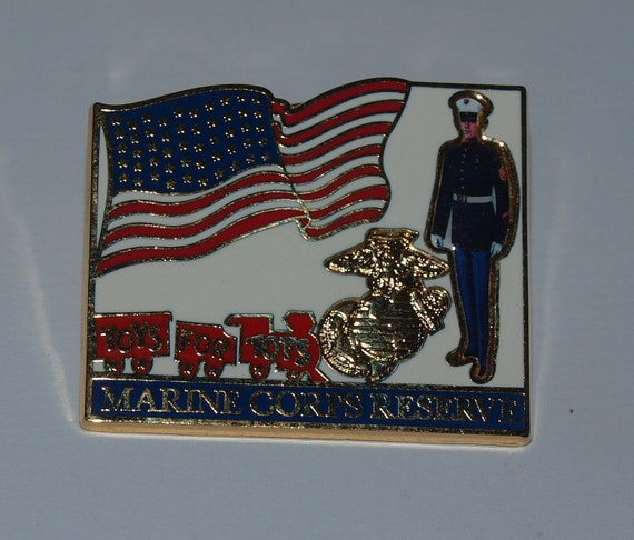 Toys For Tots Campaign : Marine corps reserve toys for tots campaign pin semper fi