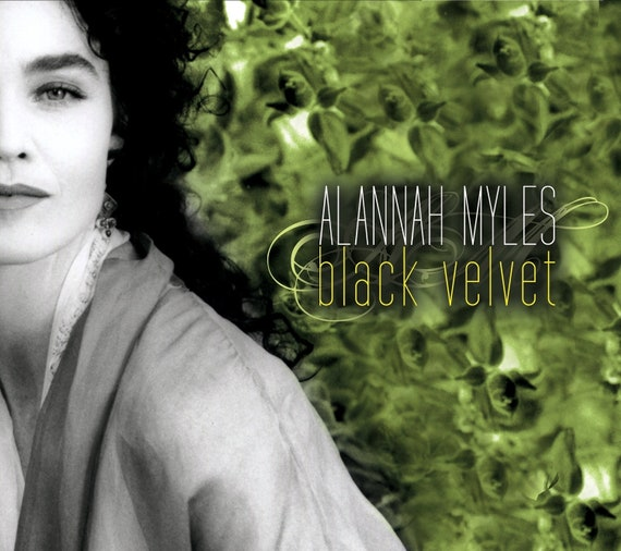 Alannah Myles 'Black Velvet 'CD Discontinued (Collectors Item) - No Longer Available