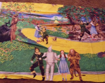 Wizard of Oz Quilters Fabric 1 Yard