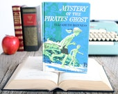 Kindle Cover or Nook Cover- Ereader Case made from a Book- Mystery of the Pirates Ghost