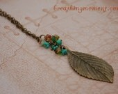 My Green Thumb Necklace