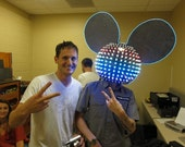 LED deadmau5 mau5head replica
