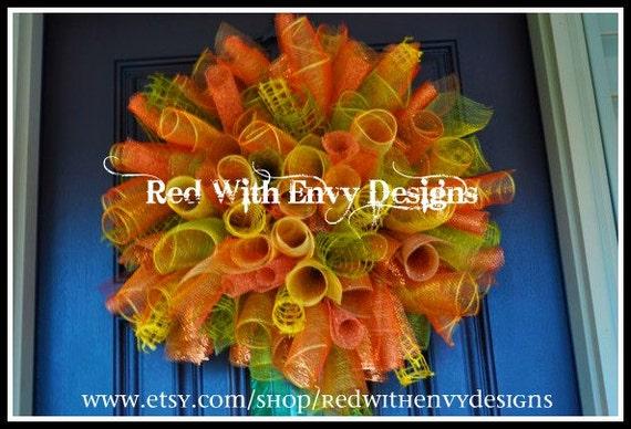 Fall Wreath, Fall, Wreath, Spiral Wreath, Fall Spiral Wreath, Fall Decor, Fall Decoration, Thanksgiving Wreath, Thanksgiving