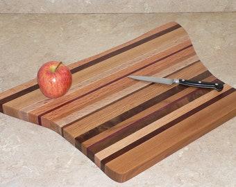 Fantastic Large Handmade Cutting Board