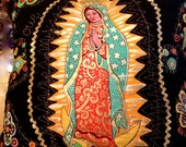 Our Lady of Guadalupe Decorative Art Pillow  20 X 20