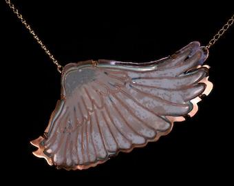 Enameled Copper Wing