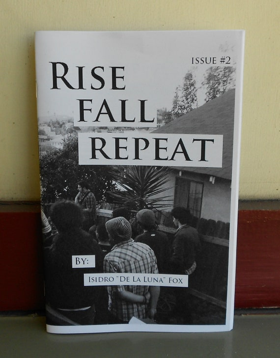 Rise, Fall, Repeat Zine - Issue No. 2