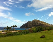 Makapu'u Point Photo Print - Available in multiple sizes