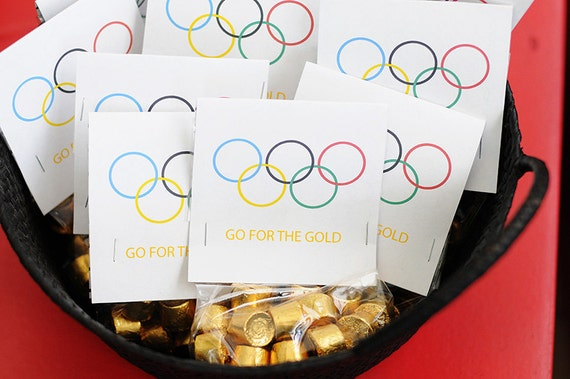 Items Similar To Olympic Birthday Opening Ceremony Ticket