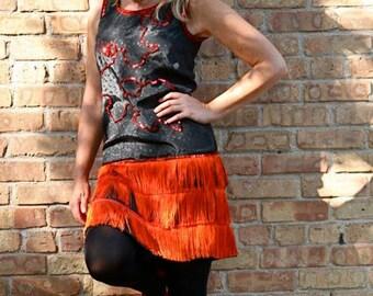 Handmade Flapper Dress