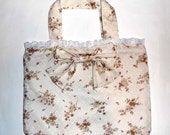Floral lolita tote bag (Limited Edition)