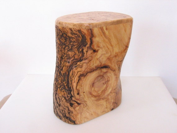 Reclaimed Bristlecone Pine / Lace Maple Pet Urn