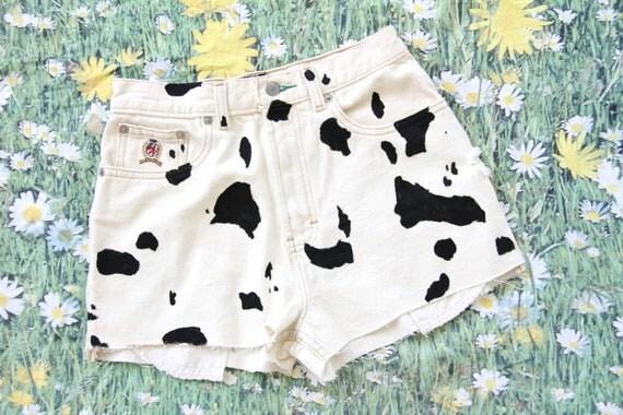 dalmatian shorts