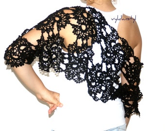 Black Bolero, Attractive,Elegant,  Summer & Spring Fashion, shrug