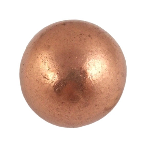 Copper Sphere (Cold Pressed) - Terrarium Supply