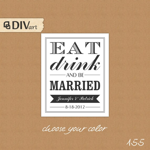 Wedding Gift Wine Tags Printable : PRINTABLE 3.25 4