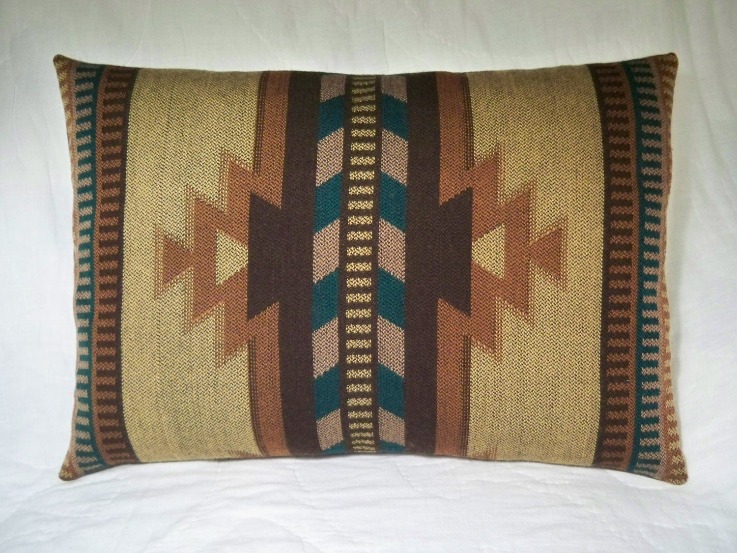 Southwestern Lumbar Pillow : Southwest Decorative Pillow 13 x 18