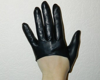 Women's leather gloves (9246). Different Sizes.