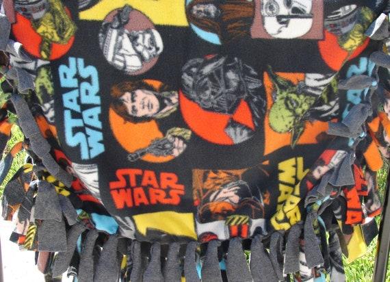 Star Wars Blanket (Medium Size)