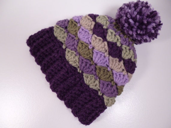 Items similar to Crochet Hat Pattern Multi-Sizes 275 on Etsy