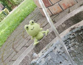 Amigurumi Frog - Crochet Pattern