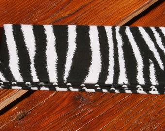 Magic Wallet - Billfold Zebra Print