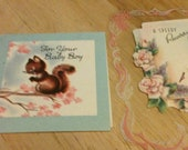 Antique Greeting Cards - 2